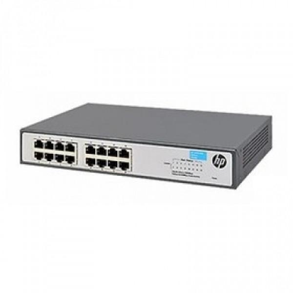 [HPE Aruba] 1420-16G (JH016A) Switch 16포트 기가 스위치