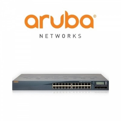ARUBA S2500-24P L3 POE Mobility Access Switch