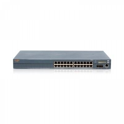 Aruba 7024, 24x10/100/1000BASE-T PoE/PoE+ (400W), 2x10G BASE-X SFP+ ports