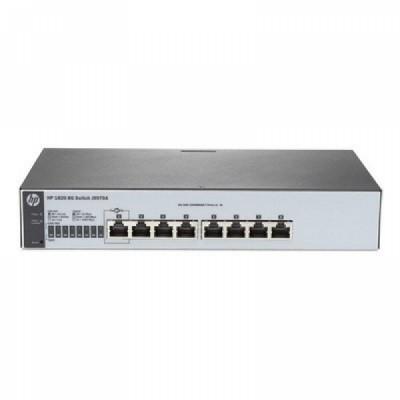 [HPE Aruba] 1820-8G (J9979A) 8포트 기가 스위치