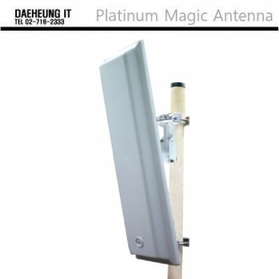 PM-5SEC18DN4 16/20dBi MIMO / 2.4G+5GHz 듀얼 기지국 안테나/지향성/섹터안테나 /90도