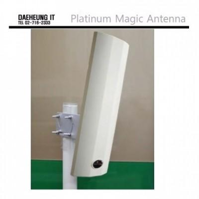 PM-5SEC14DN2 14/17dBi MIMO / 2.4GHz + 5GHz 듀얼밴드 기지국안테나/지향성/섹터안테나/90도