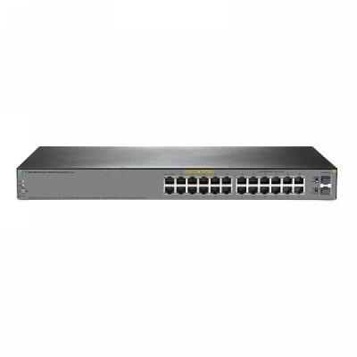 [HPE Aruba] 1920S-24G 2SFP PPoE+ (JL384A) Switch 24포트 기가 스위치