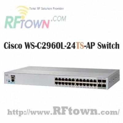 [Cisco] 시스코 WS-C2960L-24TS-AP / 24 port GigE, 4 x 1G SFP, LAN Lite