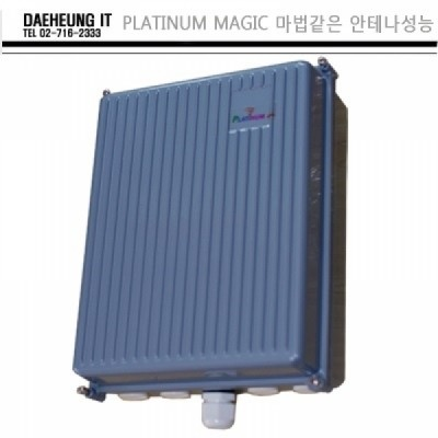 PM-CASE-AL OUTDOOR 알루미늄함체 [CASEAL]