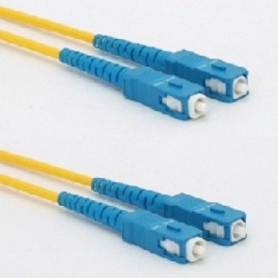 광점퍼코드 광패치코드 싱글 SC-SC SM-DP SingleMode 2C(Duplex)