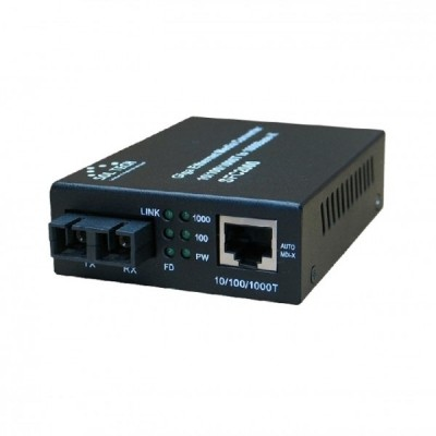 [SOLTECH] 솔텍 SFC2000-TS 기가비트 멀티모드 광컨버터(SC타입)
