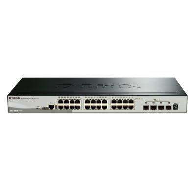[D-Link] 디링크 DGS-1510-28X 스마트 스위치 허브