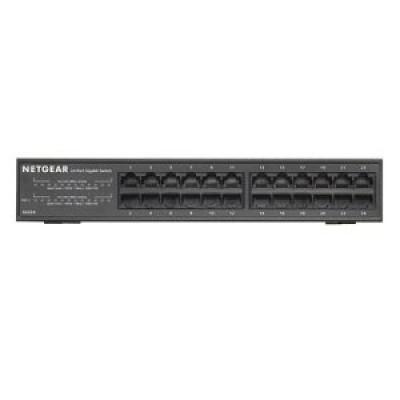 [Netgear] 넷기어 GS324 24포트 기가 스위치 허브