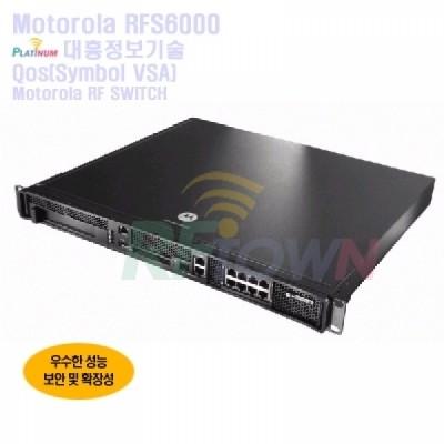 Motorola RFS6010-UC-08-WWR 8Port RFS6000 Series Upgrade Certificate