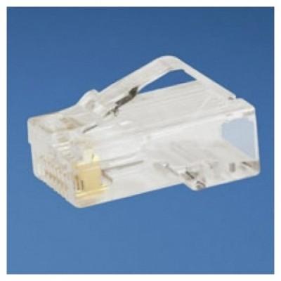[Panduit] 팬듀잇 CAT.5E RJ45 커넥터 8P8C 100EA [MP588-C]  /팬두잇(Cat5e RJ45)