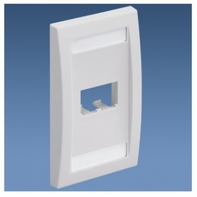 [PANDUIT] CFPE2IWY Panduit FacePlate 2 Module Space 2구 플레이트