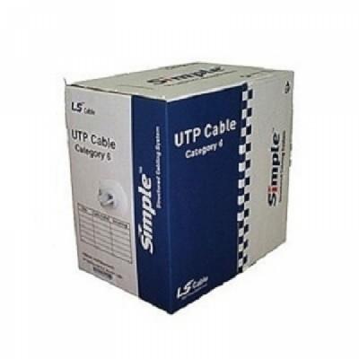 [LS전선] CAT.6 UTP 랜케이블 300M (CAT6)