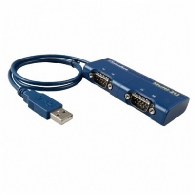[SYSTEMBASE] 시스템베이스 Multi-2/USB COMBO USB to 2포트 RS422/485 컨버터