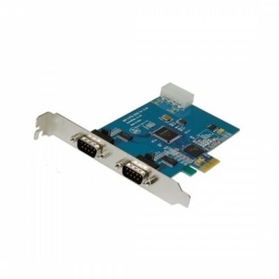 [SYSTEMBASE] 시스템베이스 Multi-2/PCIe 232 2포트 RS232 시리얼 통신 카드