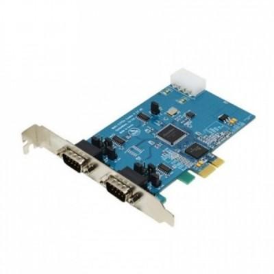 [SYSTEMBASE] 시스템베이스 Multi-2/PCIe COMBO 2포트 RS422/RS485 시리얼 통신 카드