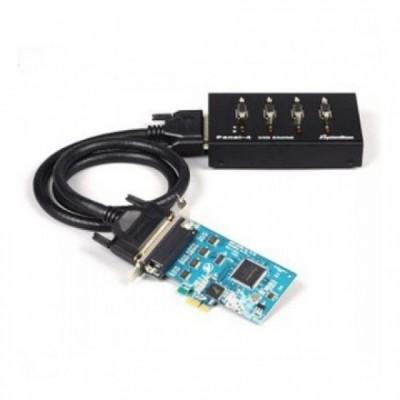 [SYSTEMBASE] 시스템베이스 Multi-4/LPCIe RS232 (카드+패널) 케이블 4포트 RS232 시리얼 통신 카드 [개별선택가능]