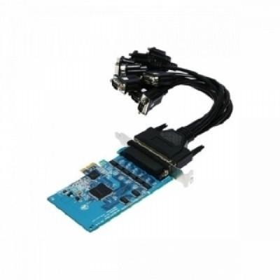 [SYSTEMBASE] 시스템베이스 Multi-8C/PCI 232 (케이블 포함) 케이블 8포트 RS232 시리얼 통신 카드
