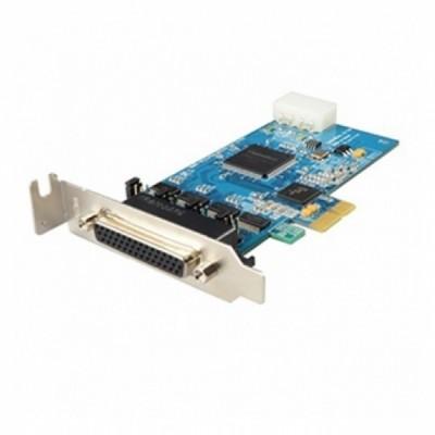 [SYSTEMBASE] 시스템베이스 Multi-4C/LPCIe 232 (케이블 포함) 케이블 4포트 RS232 시리얼 통신 카드