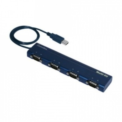 [SYSTEMBASE] 시스템베이스 Multi-4/USB RS232 (V4.0) USB to 4포트 RS232 컨버터