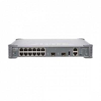 [Juniper]주니퍼 네트웍스 EX2300-C-12P Gigabit PoE Ethernet Switch