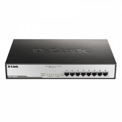 [D-Link] 디링크 DGS-1008MP 8포트 POE 기가 스위치 허브