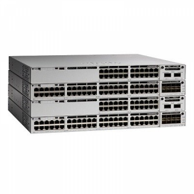 Cisco] 시스코 Catalyst C9200-24P-E 24포트 데이터 PoE 스위치