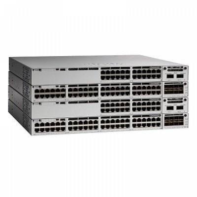 [Cisco] 시스코 Catalyst C9200-48P-E 48포트 데이터 PoE 스위치