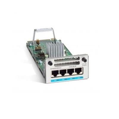 [Cisco] 시스코 Catalyst C9300-NM-4M 멀티기가비트 네트워크 모듈