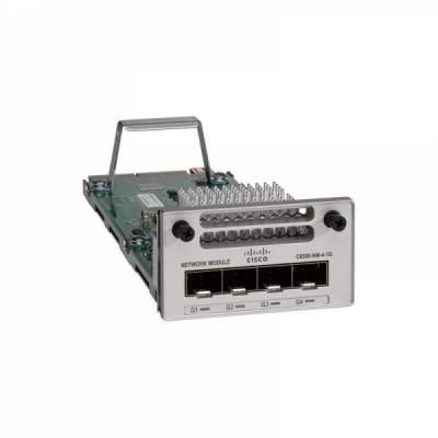 [Cisco] 시스코 Catalyst C9300-NM-4G 네트워크 모듈