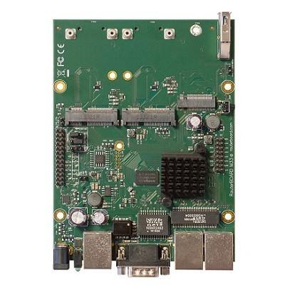 [MikroTik] 마이크로틱 RBM33G 라우터보드 Router Board 산업용 Industrial L3
